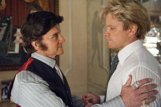 لیبراچی و اسکات در فیلم ...