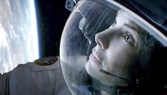 تنها در فضا ...