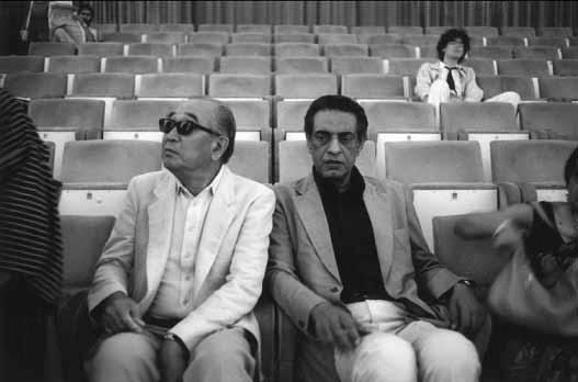 دو فیلمسازِ بزرگِ شرقی: جیت رای، کوروساوا
