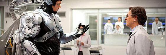 نگاهی به فیلم پلیس آهنی RoboCop
