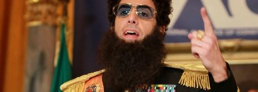 نگاهی به فیلم دیکتاتور The Dictator