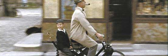 نگاهی به فیلم دایی من Mon Oncle