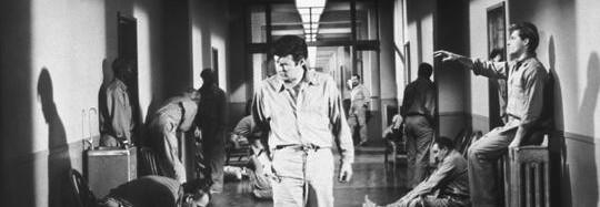 نگاهی به فیلم کریدور شوک Shock Corridor