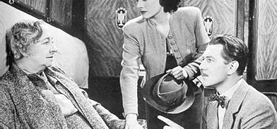 نگاهی به فیلم بانو ناپدید می شود The Lady Vanishes
