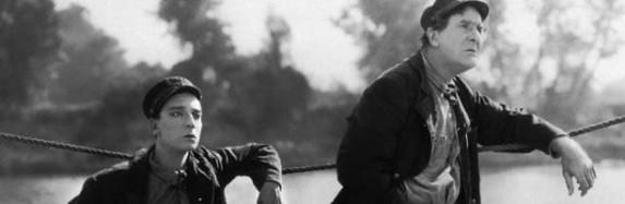 نگاهی به فیلم کشتی بخار بیل جونیور Steamboat Bill, Jr