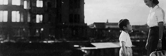 نگاهی به فیلم بچه های هیروشیما Children of Hiroshima