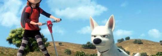 نگاهی به فیلم بولت Bolt