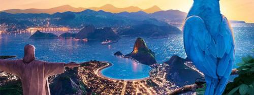 نگاهی به فیلم ریو Rio
