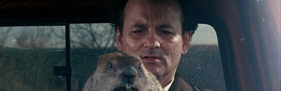 نگاهی به فیلم روزِ موش خرما Groundhog Day
