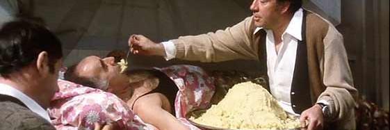نگاهی به فیلم پُرخوری بزرگ La Grande Bouffe