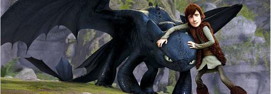 نگاهی به فیلم چگونه اژدهای خود را تربیت کنیم How to Train Your Dragon